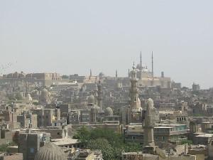 مساجد القاهرة