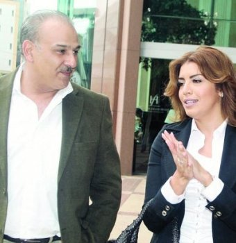 أمل بوشوشة وجمال سليمان في حديث قبل إطلاق المسلسل