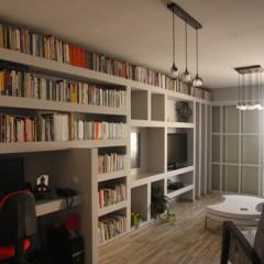 مكتبتي المُتمنّعة