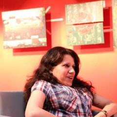 وفاة الفنانة التشكيلية المقدسية ريما أبو غربية بعد صراع مع المرض
