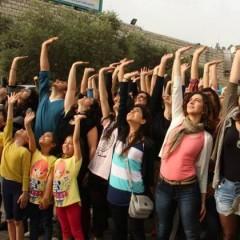 """""""بكفي"""" : المنتدى النسوي الفلسطيني في رقصة احتجاجية على العنف ضد النساء"""