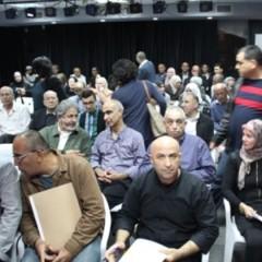 """توقيع كتاب """"عبد الله القصيدة الجسد"""" لـفريد أبو شقرة"""