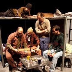 """مسرح الميدان يزور قلنسوة بمسرحيَّة """"الزَّمن الموازي"""""""