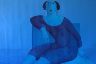 المرأة في لوحات أيمن عيسى / منذر جوابرة