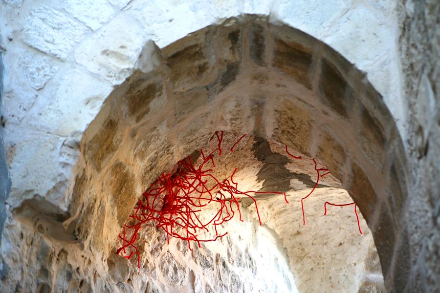 """منار زعبي، """"عشب أخضر"""" - 2008"""