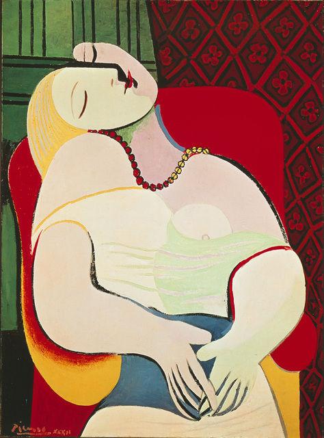"""بابلو بيكاسو، """"الحل""""، 1932"""