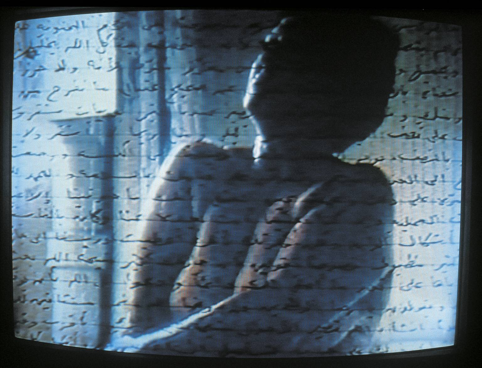 منى حاطوم، Measures of Distance، 1988