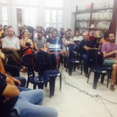 """حيفا: نادر جلال يُسمع """"أصواتنا المفقودة"""" ويعيد الاعتبار للنهضة الموسيقيّة العربيّة في فلسطين"""