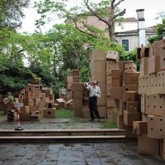 """معرض """"ارتحال"""" للفنان الفلسطيني بشير مخول، ضيف القدس وبيرزيت"""
