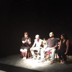 """خلال المؤتمر الصحفيّ وعشية افتتاحه:  مسرح خشبة: """"لا يكتمل البيت إلا بالشراكة والتبادل الفنيّ"""""""