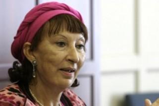 رحيل الكاتبة المغربية فاطمة المرنيسي