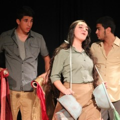 """""""سرحان والماسورة"""" للمرة الثالثة في مسرح البطوف بحضور وفد من مؤسسة توفيق زيّاد"""