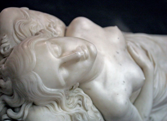 Medora by Horatio Greenough, Baltimore Museum of Art