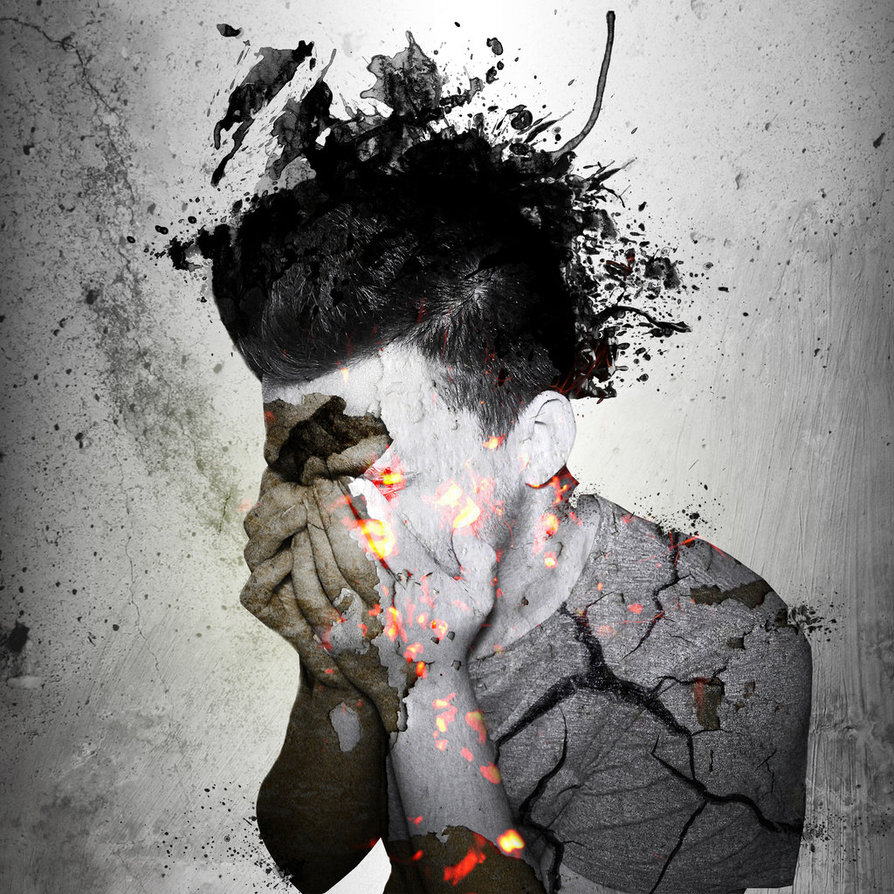 آدم جيخا، Sad Art