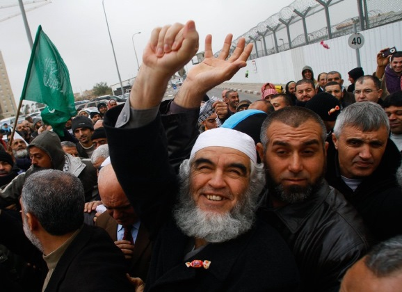 الشيخ رائد صلاح، رئيس الحركة الإسلامية الجناح الشماليّ