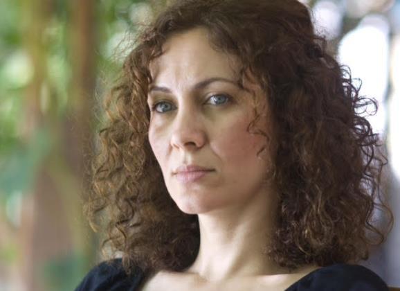 المخرجة مها حاج