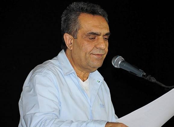 الشاعر زياد شاهين