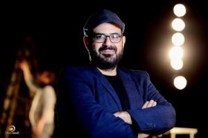 عامر حليحل، مدير مسرح الميدان